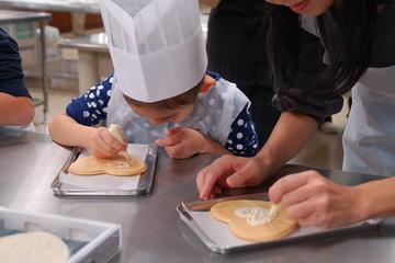 札幌体験ツアー:白い恋人クッキー作り教室