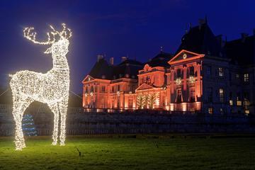 Chateau de Vaux-le-Vicomte Christmas tour and chateaubus shuttle
