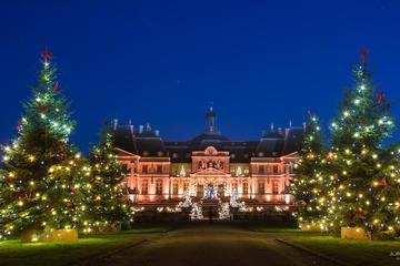 Excursion de Noël privée de Paris au...