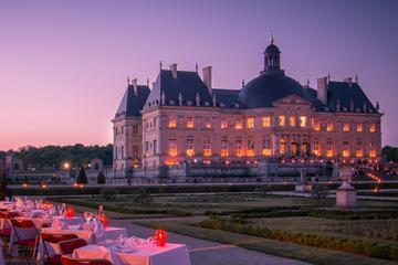 Chateau de Vaux-le-Vicomte Evening by...