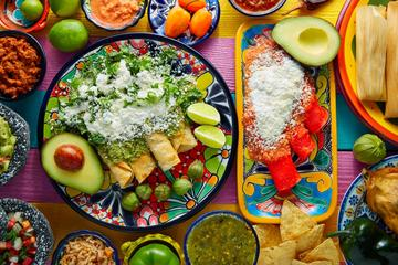 Day Trip Downtown San Jose Mexi-Best Food Walking Tour near San Jose, California