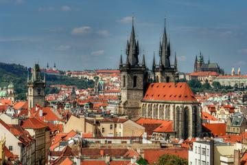 Prague City Tourism Walking Tours