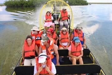 Airboat- und Schnorchelausflug Grand Bahama