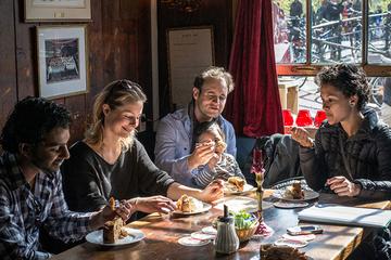 Recorrido gastronómico a pie por el barrio de Jordaan en Ámsterdam