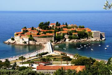 Budva Shuttle : Small Group Tour from Kotor Port to Budva and Sveti Stefan
