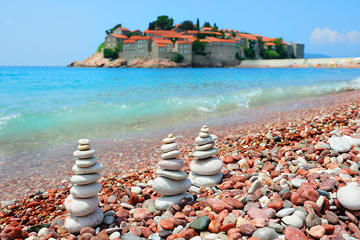 Day Trip from kotor Port to Budva, Sveti Stefan, Kotor Old Town