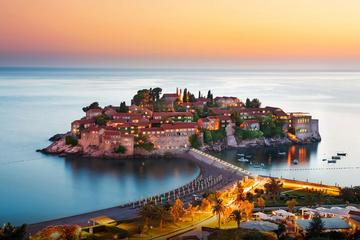 Private Tour to Budva, Sveti Stefan from-to Kotor Port