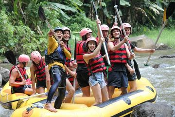 Awesome Ubud rafting and Swing with Sightseeing