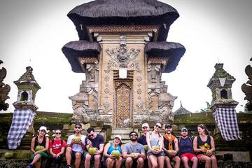 Sightseeing and culture Balinese life at Taro Village (North of UBUD)