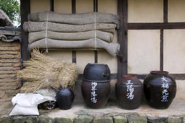 プライベート釜山田園地帯ツアー:安東河回村