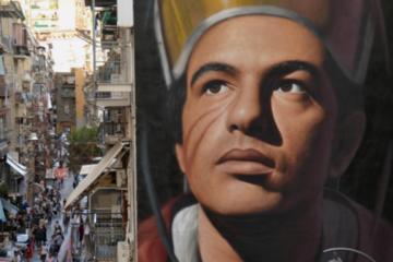 Street Art Tour of Napoli (Banksy-Jorit-Bosoletti-Blu)