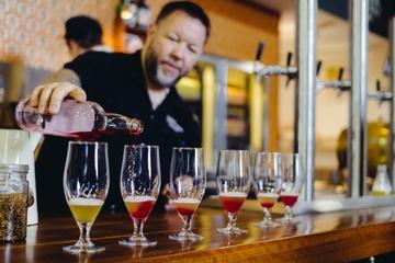 Recorrido relacionado con sidra y cerveza por el valle del Yarra...