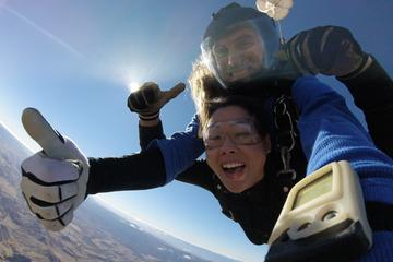 Day Trip World's Highest Tandem Skydive! near Hollister, California