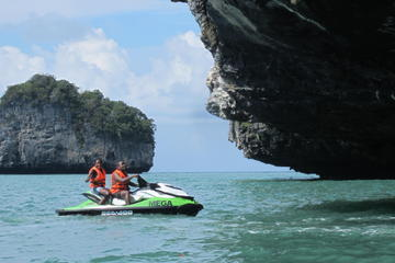 Langkawi Archipelago Jet Ski Tour
