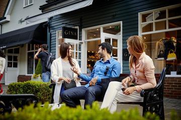 Dagje winkelen Bicester Village vanuit London: cadeaubon, lunch en ...