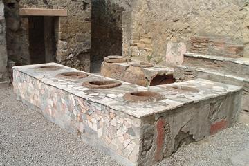 Herculaneum and Pompeii
