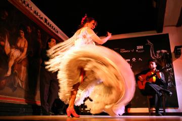 Show de flamenco no Corral de la Morería, em Madrid