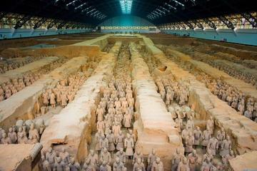 Private Xi'an Day Tour: Terra-Cotta Warriors and Ancient City Wall