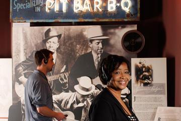 Entrée au musée Memphis rock 'n soul