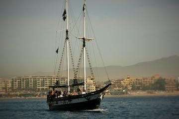Los Cabos Pirate Ship Snorkel or Dinner Cruise