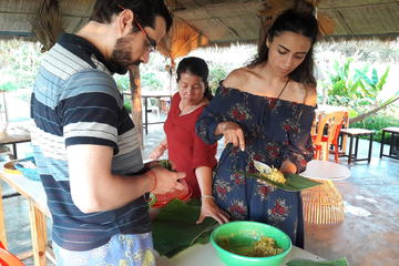 Cooking Class at Local Village