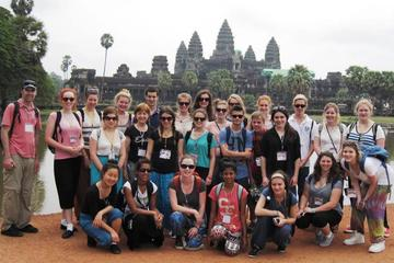 Full day Angkor Join Tour (English guide & Driver)