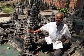 Mystery of Angkor Cycling Tour