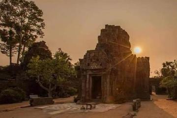 Sunset at Mountain & Countryside Bike, Battambang