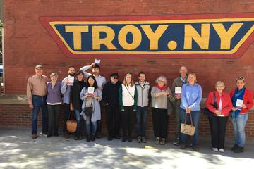Book Central Troy Historic District Walking Food Tour on Viator