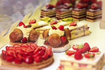 Clase de cocina de pastelería francesa en Niza