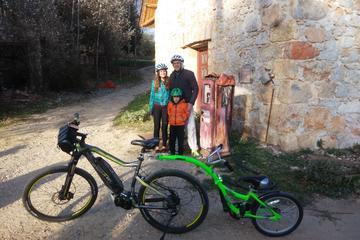 Electric Bike Parnitha Mtn Tour - Athens National Park