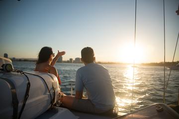 Croisière au coucher du soleil sur la Gold Coast avec option dîner de...