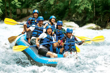 Bali Rafting and Private Combination Kintamani Tour Packages