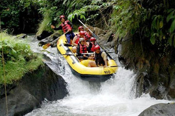 Bali Rafting Ayung River - Ubud White...