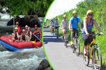 Full-day Bali Rafting and Combination Cycling Tour Packages