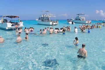 Stingray City Experience from Grand...