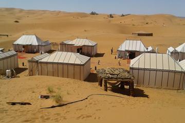 Desert tour 4 days from Casablanca to mhamid zagora