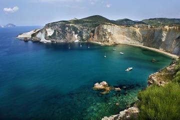Viagem de um dia para a Ilha Ponza...