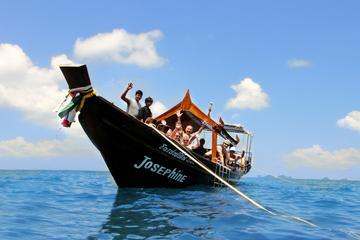 3-Hour Romantic Sunset Cruise from Koh Samui