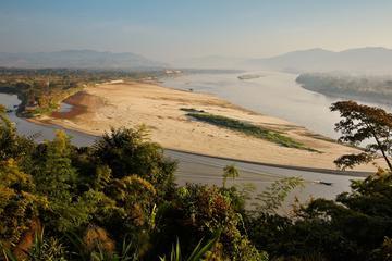 Gouden Driehoek-dagtrip vanuit Chiang Rai inclusief cruise over de ...