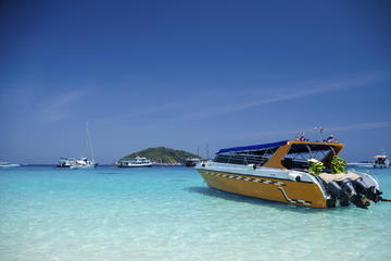 Island-Hopping Day Tour by Speedboat from Krabi