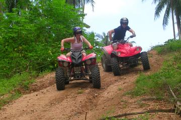 KOH SAMUI - Half Day Koh Samui By ATV from Samui Na Thon port