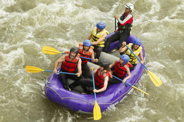 Mae Taeng River White-Water Rafting from Chiang Mai