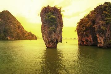 Phang Nga Bay Sea Cave Tour from...