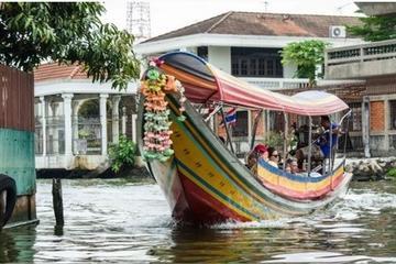 Shore Excursion: Canals of Bangkok...