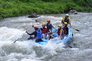 Shore Excursion: Full-Day White-Water Rafting from Phuket