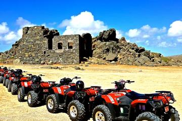 Aruba ATV Tour with Natural Pool Swim