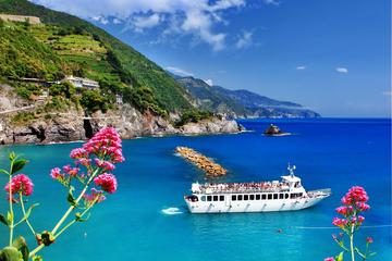 Cinque Terre Small Group Tour by Minivan from Pisa