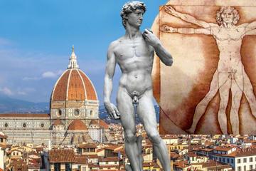 Gita giornaliera per piccoli gruppi di Firenze e del Chianti da Lucca