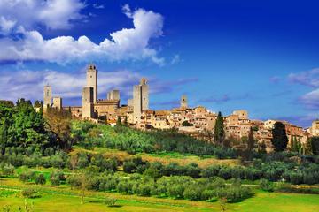 Landausflug nach Livorno: Tour nach Sienna San Gimignano und Chianti